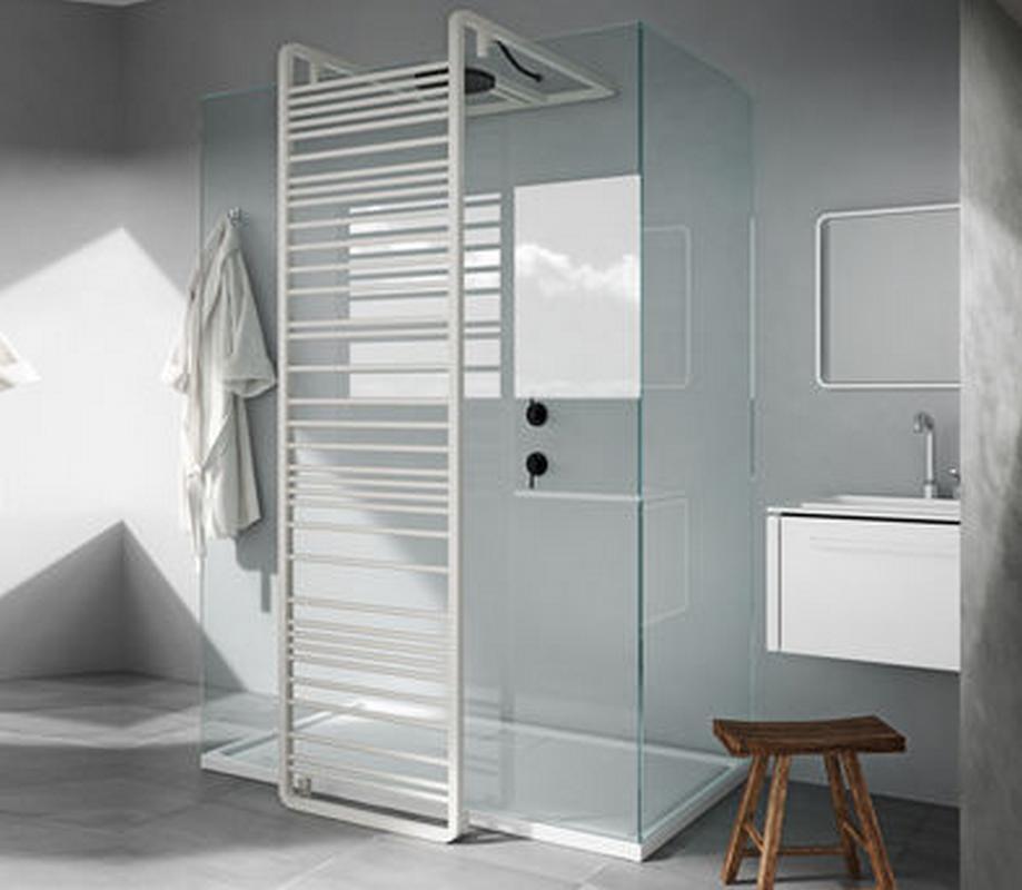 Termoarredo design bagno best calorifero orizzontale per bagno cordivari design with - Termoarredo per bagno ...